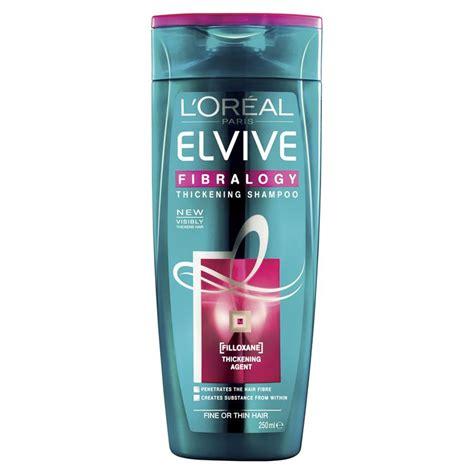 Loreal Elvive buy l oreal elvive fibralogy shoo 250ml at