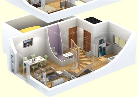home design 3d multiple floors floor plan 3d 2d floor plan design services in india