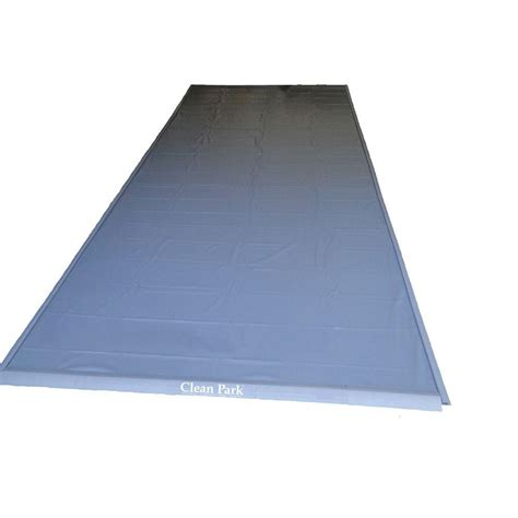 10 x 20 garage mat proseal 10 ft nail on garage door bottom seal 57010 the