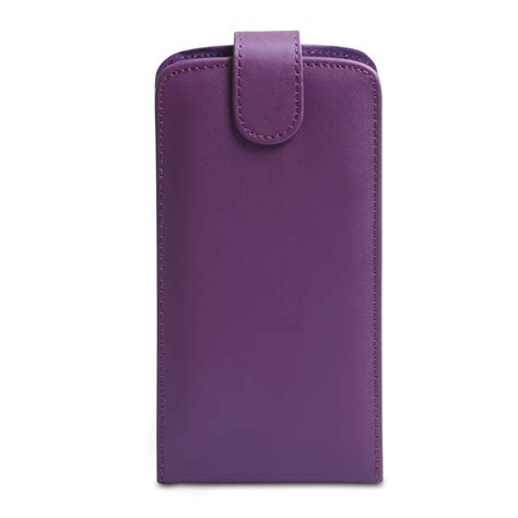 Flip Samsung Mega 6 3 samsung galaxy mega 6 3 leather effect flip purple