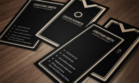 Luxury Business Card Template Free by Luxury Business Card Cm026 Business Card Templates On