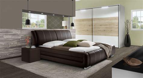 komplett schlafzimmer polsterbett schlafzimmer mit ergonomischem polsterbett petersfield
