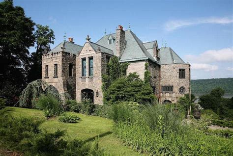 Gothic Mansion Floor Plans lavish 1890s stone castle from yonkers new york up for