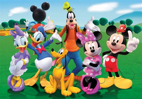 Mickey Mouse Clubhouse by 5 On Friday Tv Guide