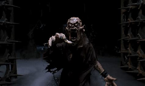 evil dead film cell 31 days of halloween army of darkness