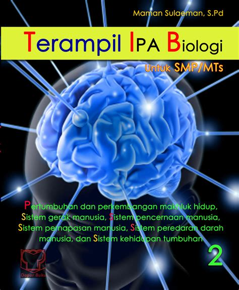 Esps Ipa Biologi Smp Jilid 1 bioma publishing toko buku teril ipa biologi