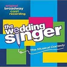 wedding singer musical wikipedia