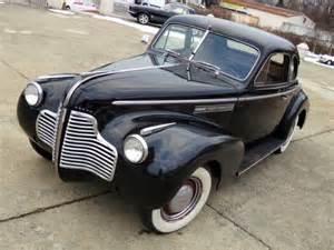 1940 Buick Coupe For Sale 1940 Buick Business Coupe Survivor L K For Sale