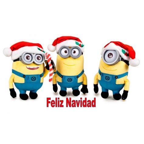 imagenes minions en navidad comprar peluches de los minions de navidad peluchilandia