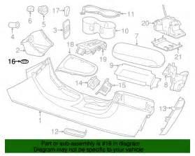 Official Chrysler Parts Trim Bezel Mopar 1wm81dx9aa Officialauto