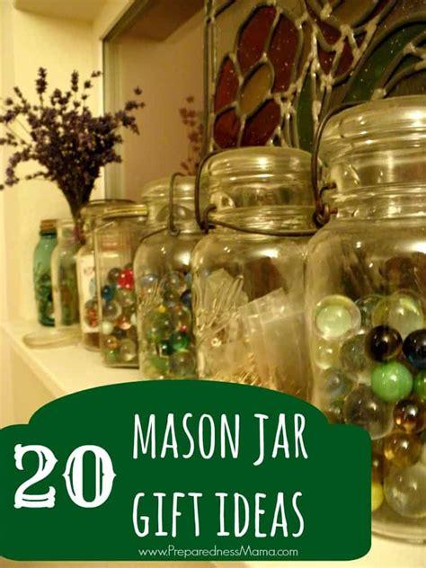 mason jar gift ideas   budget preparednessmama