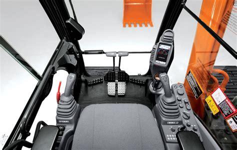 Ultrashort Excavator   ZX135US 6   Hitachi