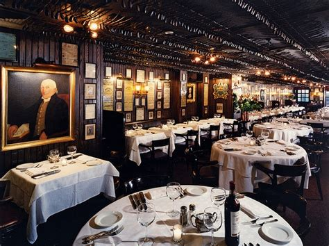 steak house nyc 58 pipe up at keens steakhouse 1000thingsnyc com