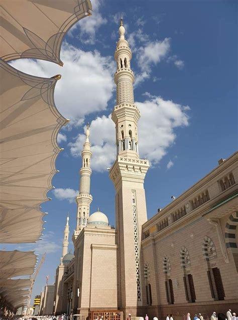 masjid nabawi madinah  beautiful views
