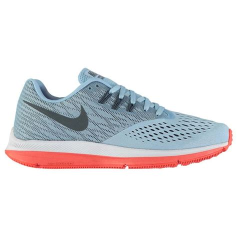 sports direct nike shoes nike nike zoom winflo 4 running shoes s running shoes