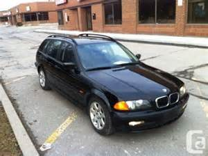 2000 bmw 323i touring wagon toronto for sale in