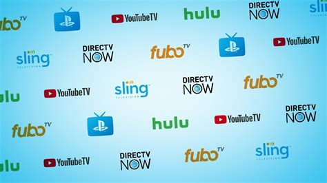 tv  services  cord cutters slingtv