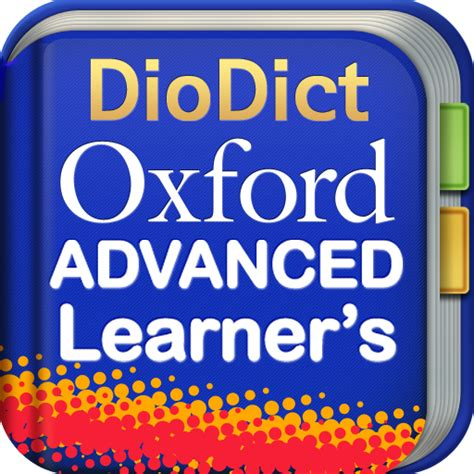 my world learners dictionary diotek oxford advanced learner s dictionary by diodict 3