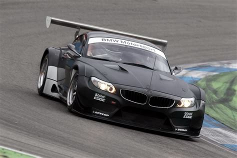 bmw modified bmw upgrades the z4 gt3 for 2011