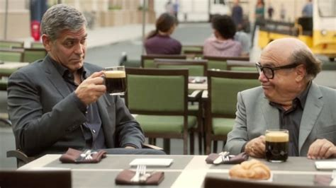 nespresso commercial actress jack black this nespresso ad is george clooney s first ever u s t