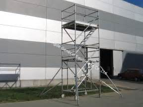 Stair Tower Scaffolding by Stair Tower Rolling Stairway Scaffolding 2kn Cold
