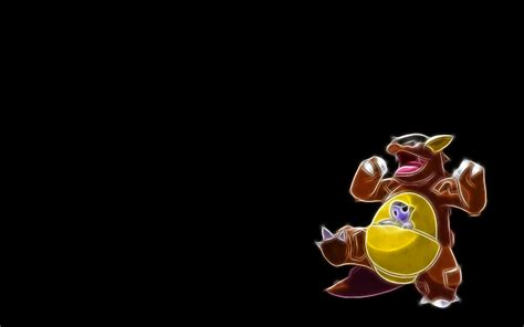 wallpaper abyss pokemon 3 kangaskhan pok 233 mon hd wallpapers backgrounds
