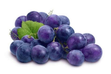 imagenes de uvas verdes y moradas lista mejor fruta