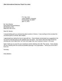 thank you letter post crna cover letter
