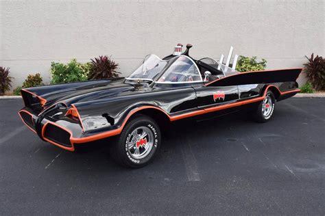 Sale Original original batmobile autographed by batman for sale in