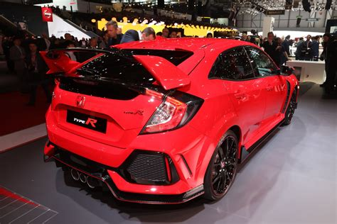 honda civic type r 2017 honda civic type r first look review