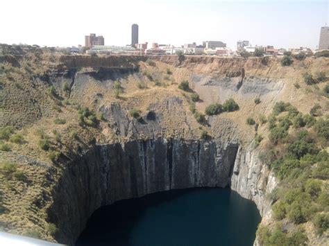 sudafrica turisti per caso kimberley sud africa la ex miniera di diamanti viaggi