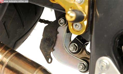 Footstep Depan Motor Mrek Bonamici Racing Original aripitstop 187 cara murah meriah akalin tahanan standar tengah motor vixion gara2 pasang knalpot