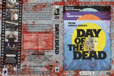Of The Dead 2004 Dvd Collection Koleksi living dead collection day of the dead dvd custom covers 5111dayofdeadcstm2 dvd covers