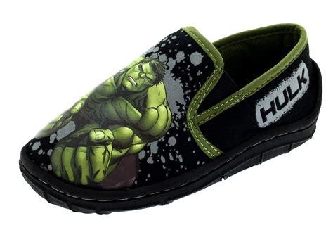 boys slippers uk boys marvel thor iron slippers
