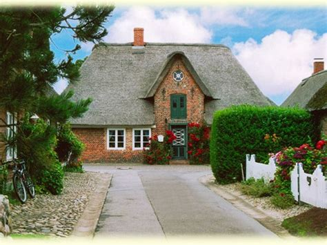thatched cottage on the island of foehr homeaway oldsum