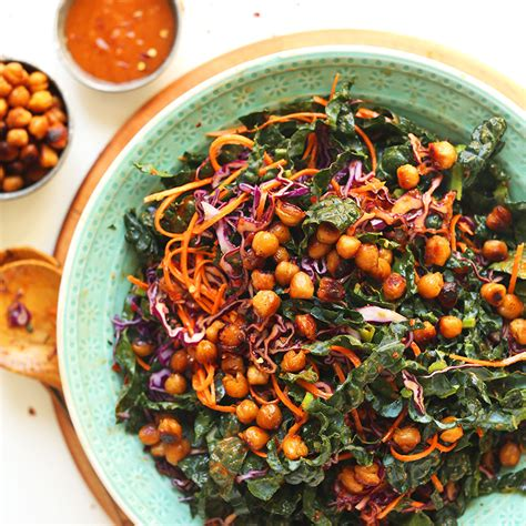 Kale Detox Salad Minimalist Baker by 12 Recipes For When You Don T Feel Like Cooking
