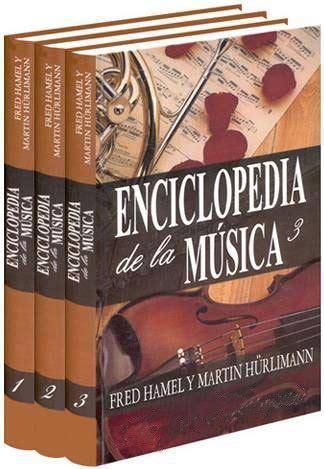 enciclopedia la enciclopedia libre enciclopedia de la m 250 sica 3 vols grijalbo 3 490 00 en mercado libre