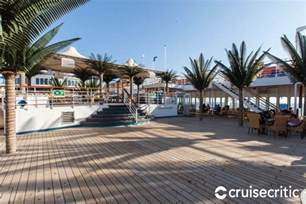 what is a lido deck lido deck activities on carnival cruise ship
