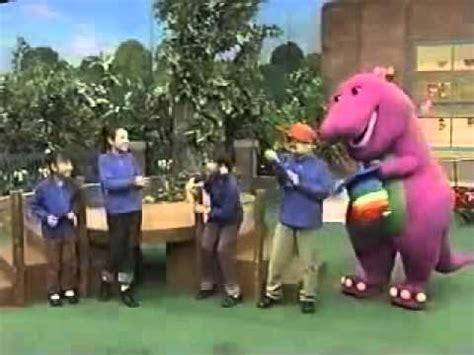 colors part 1 barney friends is season 3 episode 7 doovi