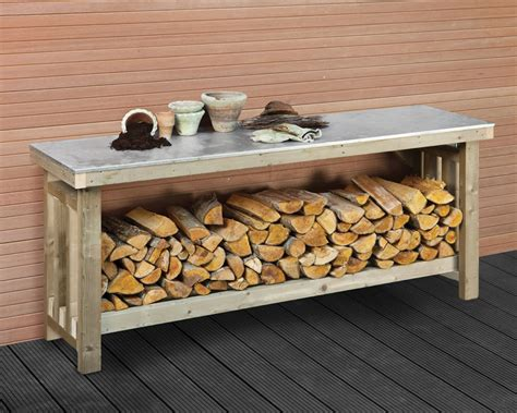 large potting bench large garden potting bench
