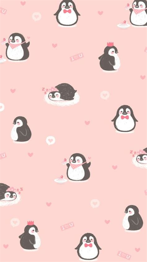 Anima Pattern For Iphone 66s wallpapers animals and pattern image penguin
