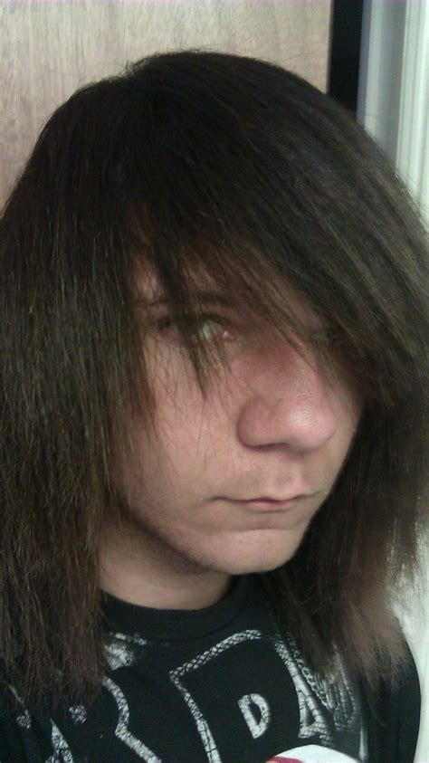 boy haircut with spiked bamgs haircut choppy spiky bangs by lmdaboss on deviantart