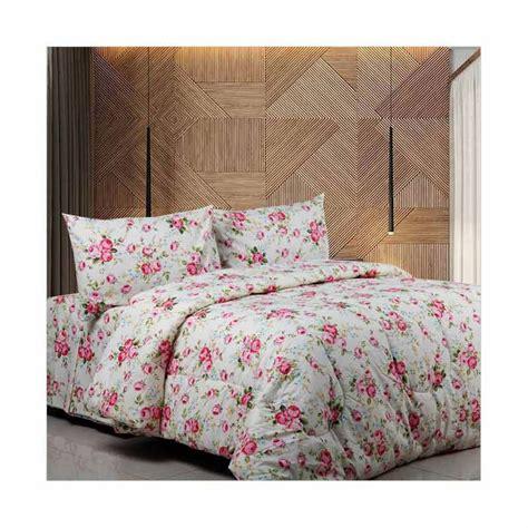 Bed Cover Set Katun Halus Bunga Size160x200180x200 jual bunga kate set sprei dan bed cover harga kualitas terjamin