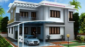 home design models free trendy south indian house design by shiaz