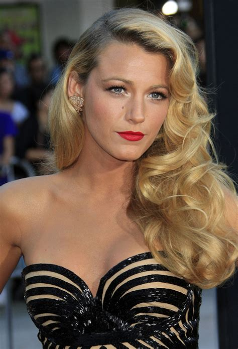 glamorous hairstyles images old hollywood curls a glamorous hairstyle for the