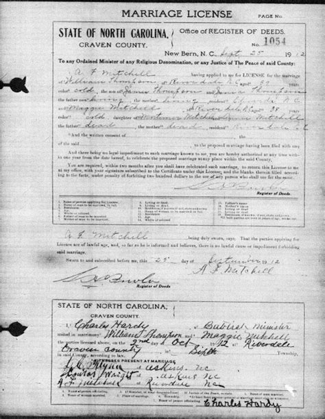Carolina Marriage Records How Did I Get Here My Amazing Genealogy Journey