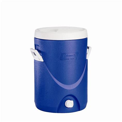 Water Jug Dispenser 2 Kran Kapasitas 13 8 Liter Delvonta Limited coleman 19l drink cooler bunnings warehouse