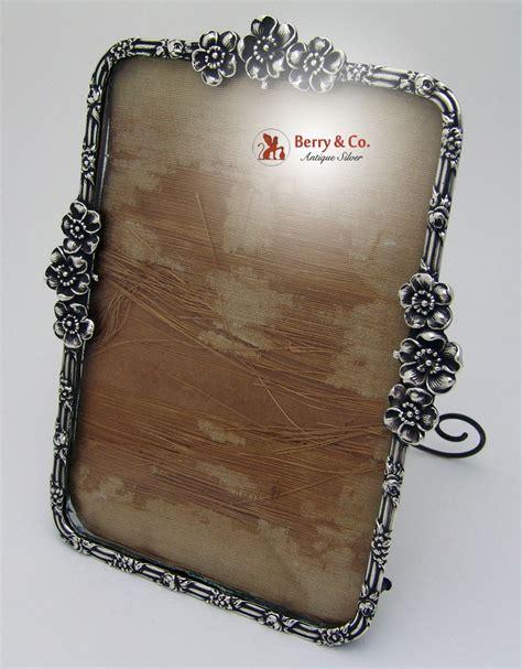 Terlaris Frame 6275 Box cherry blossom frame sterling silver shreve and company 1900 from berrycom on ruby