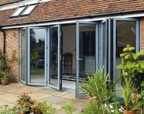 Bi Folding Exterior Doors Bi Folding Doors Exterior The Interior Design Inspiration Board