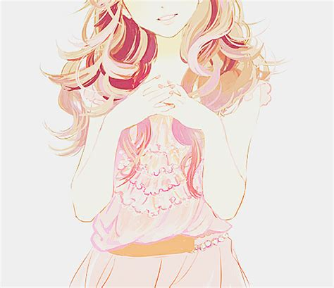 imagenes de anime kawaii tumblr anime girl pink kawaii love
